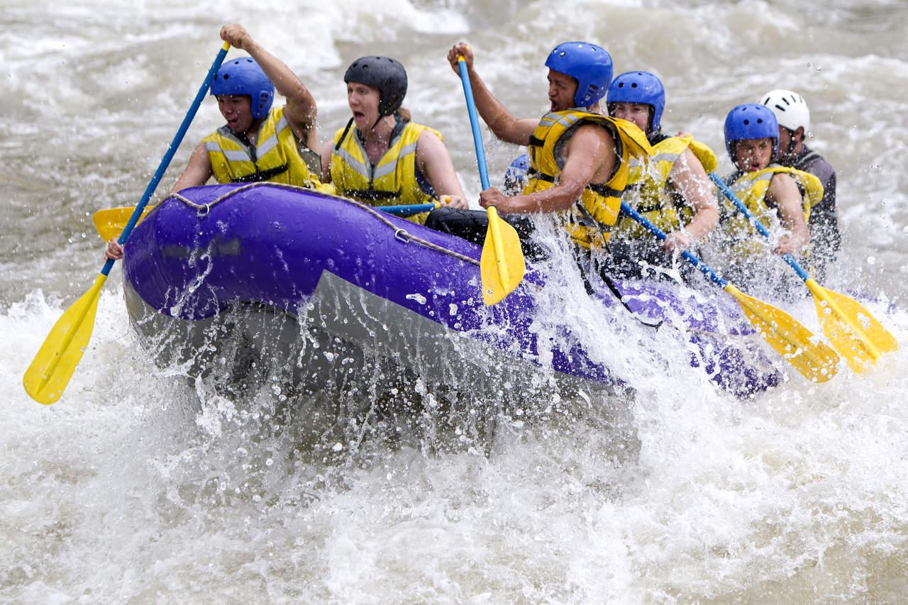 King River Rafting Gallery Image